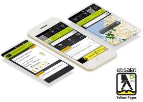 mobile app development india portfolio-Yellow Pages