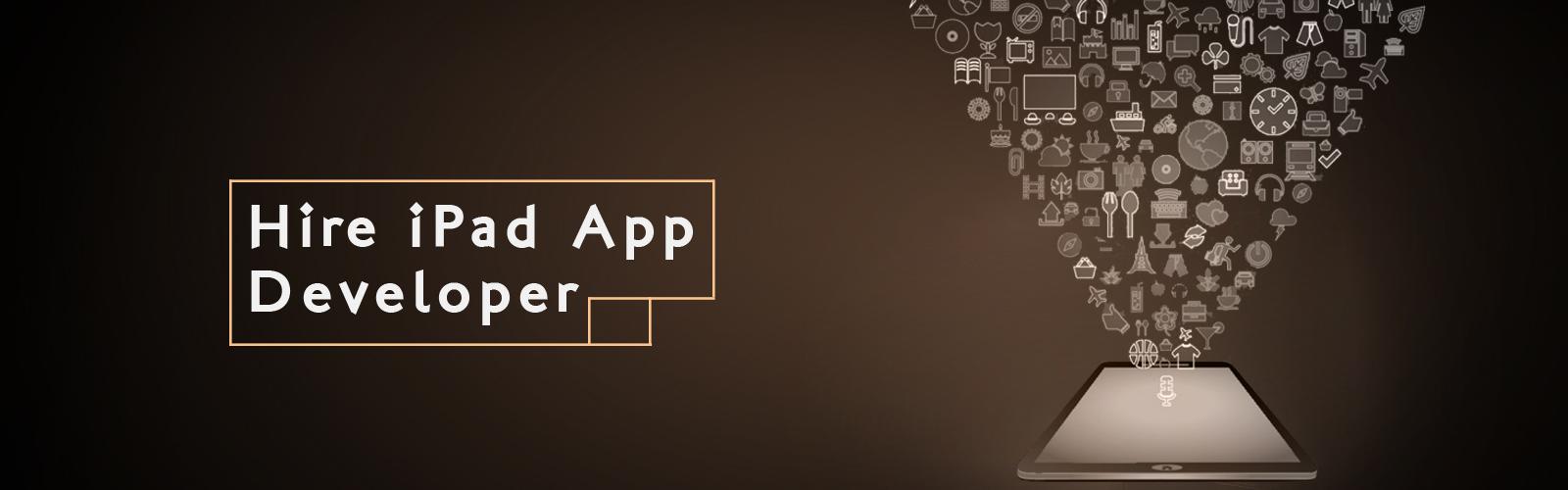 Hire iPad App Developer