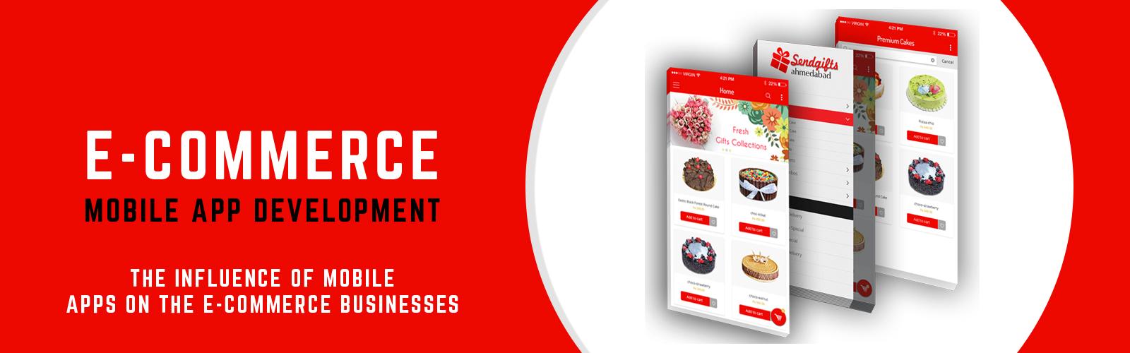 E-commerce Mobile App development