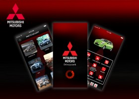 mobile app development india portfolio-MITSUBISHI OMAN