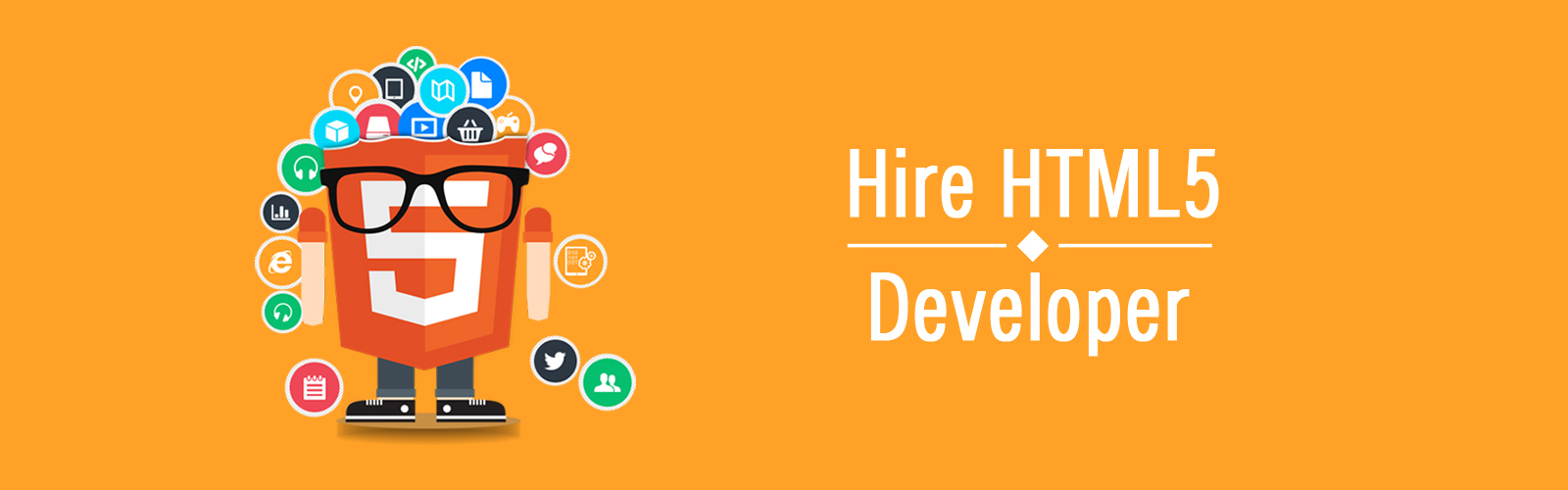 Hire HTML5 Developer