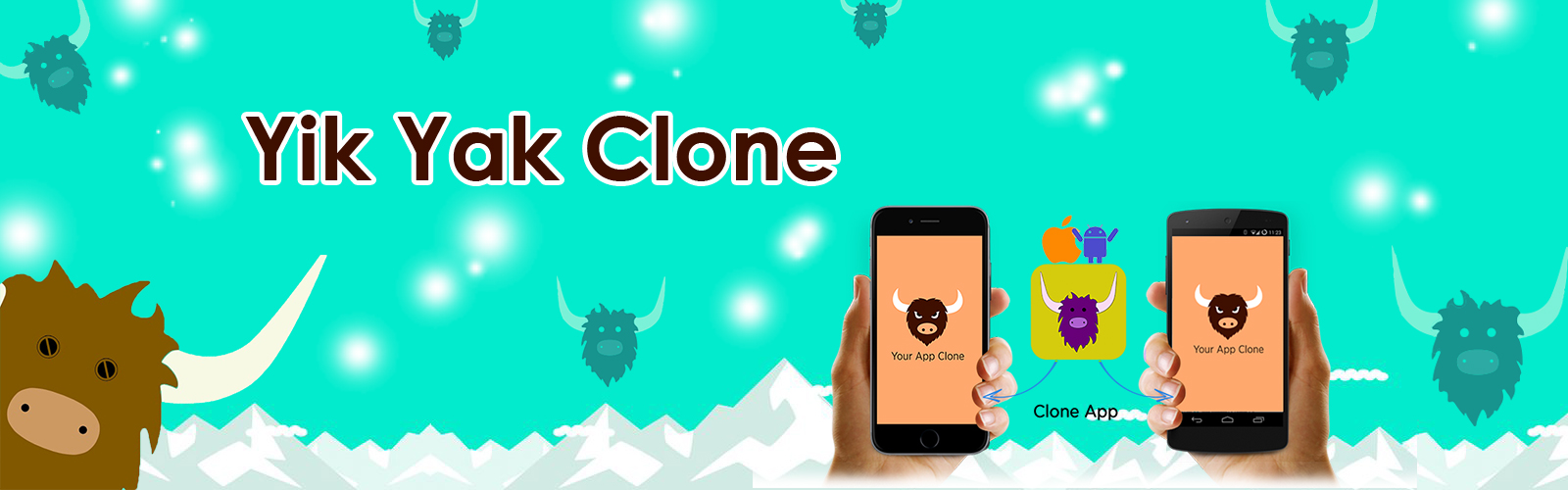 Clone App page